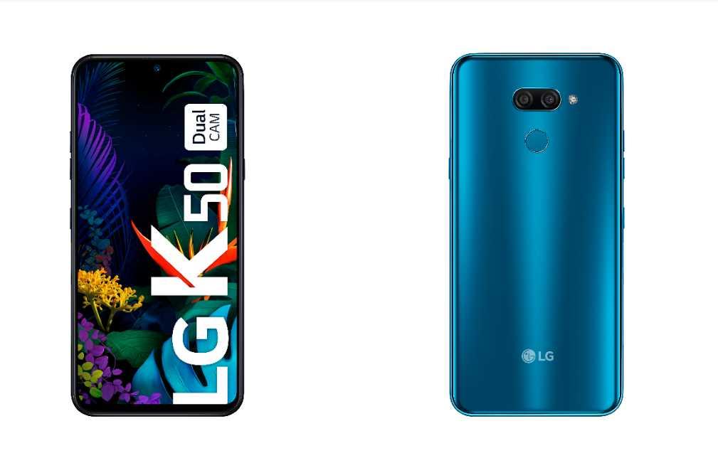 LG presenta móvil de 200 euros para selfies «perfectas»