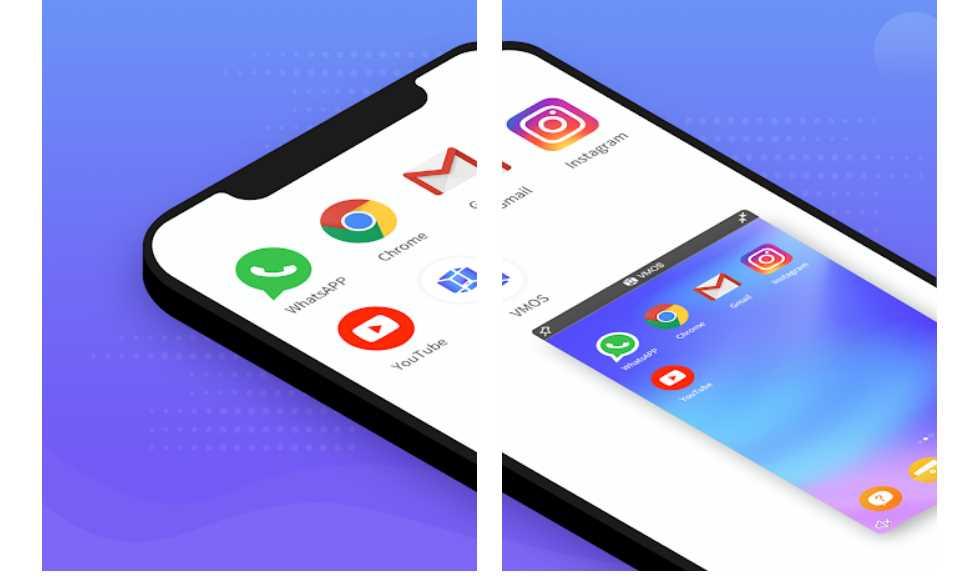Cómo tener un teléfono android dentro de otro teléfono android