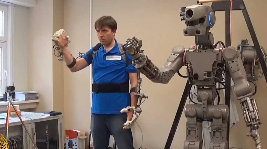 Así es el robot que Rusia ha mandado al espacio, capaz de disparar armas