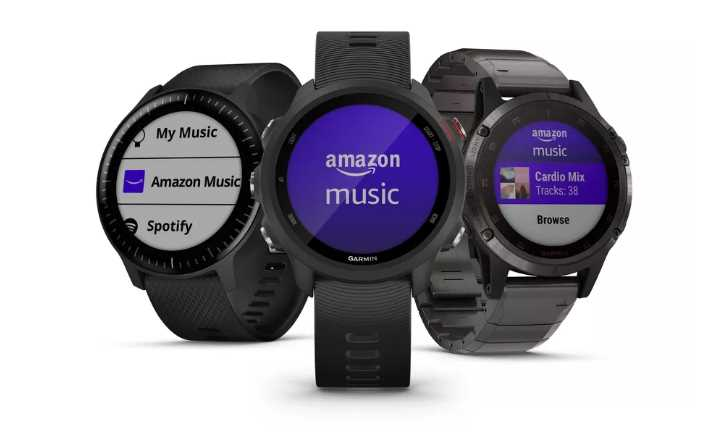 Amazon Music ya tiene app para relojes inteligentes