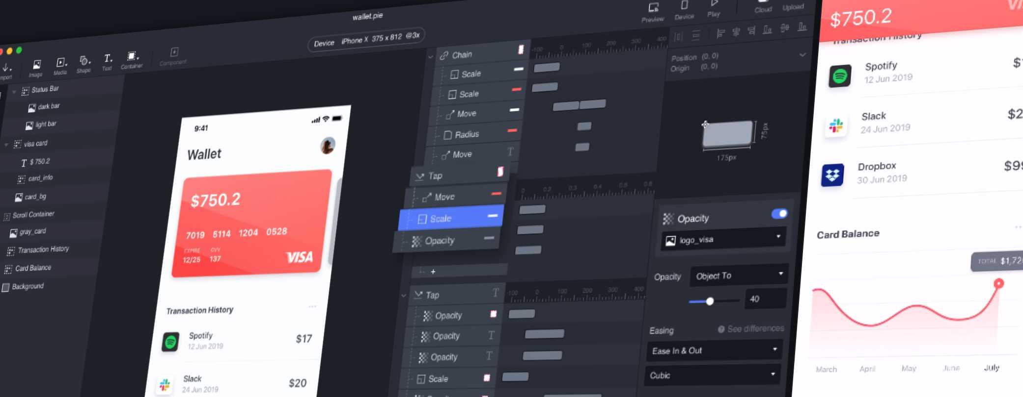 Protopie lanza nueva versión, un programa para hacer prototipos de software