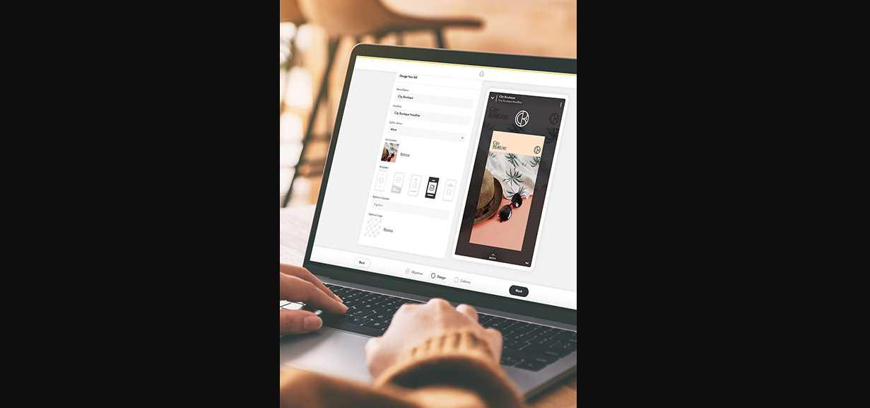Instant Create, la herramienta de Snapchat para crear anuncios verticales