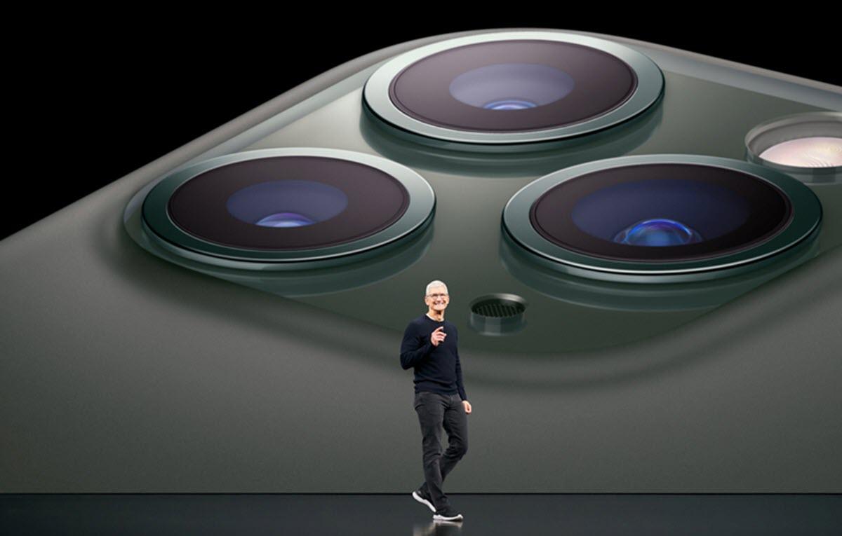 Todas las novedades presentadas por Apple
