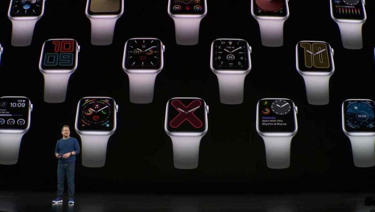 Llegan los nuevos Apple Watch Series 5, con pantalla siempre encendida, llamadas de emergencias, y más