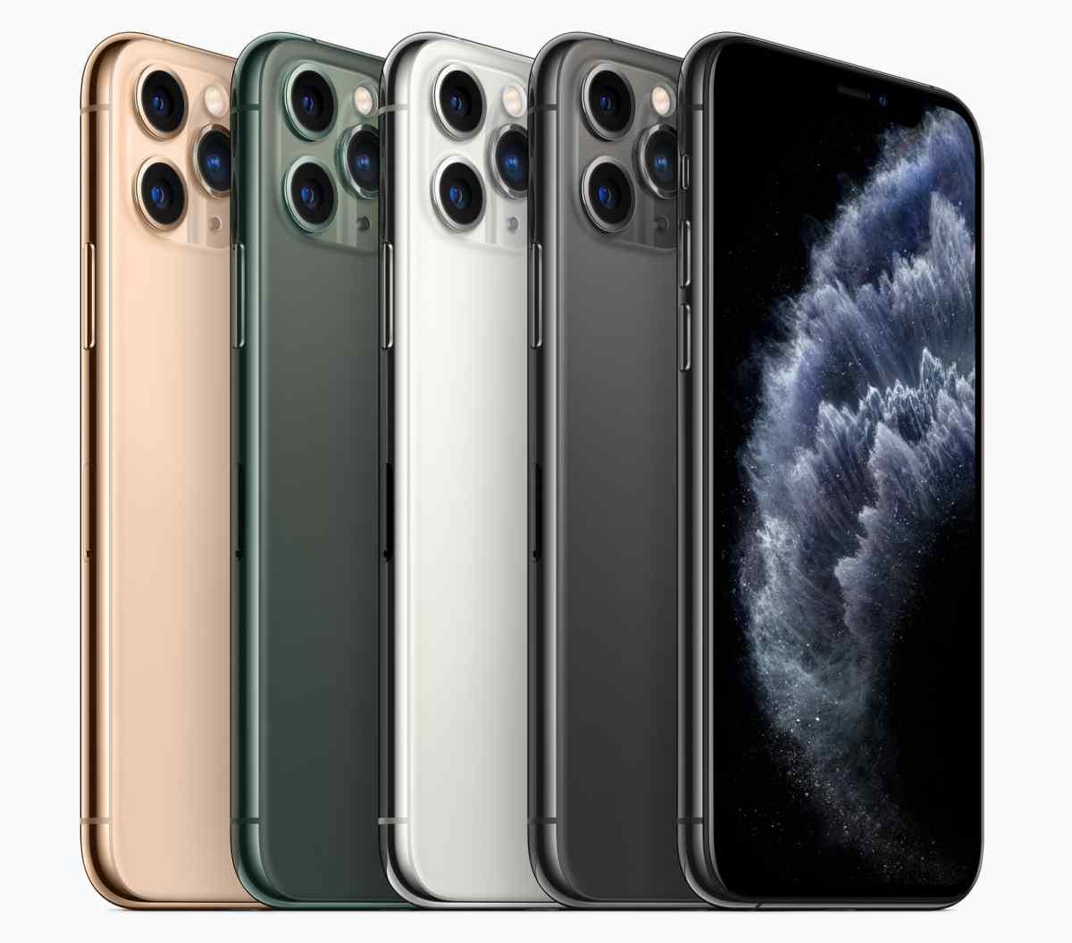 Presentados los nuevos iPhone 11, iPhone 11 Pro e iPhone 11 Pro Max