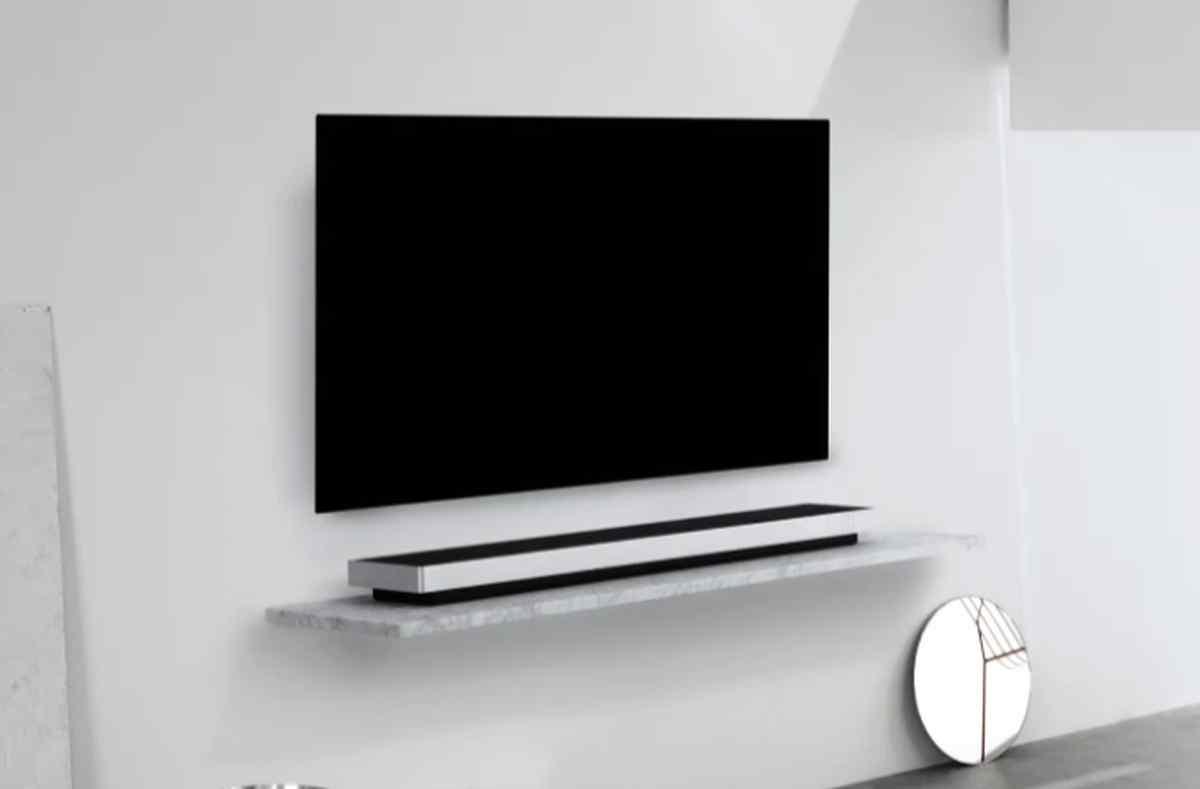 Bang & Olufsen presenta su primera barra de sonido para televisores