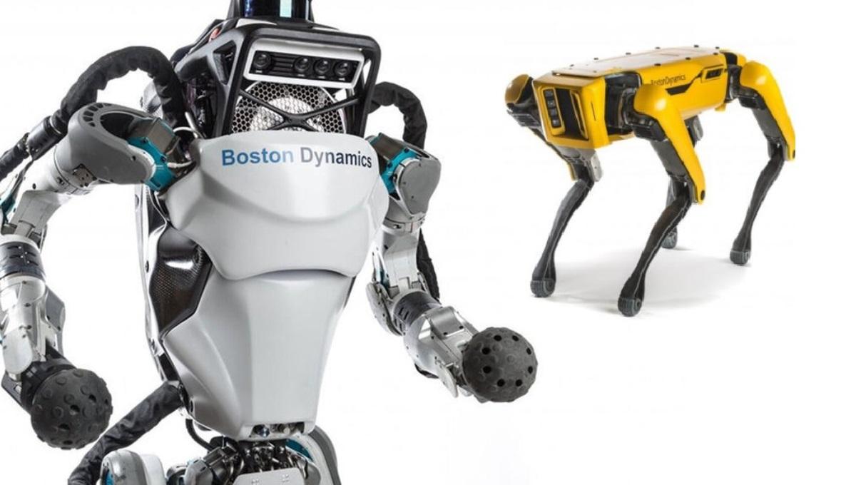 Boston Dynamics vende su robot «perrito» y muestra el poder de «Atlas»