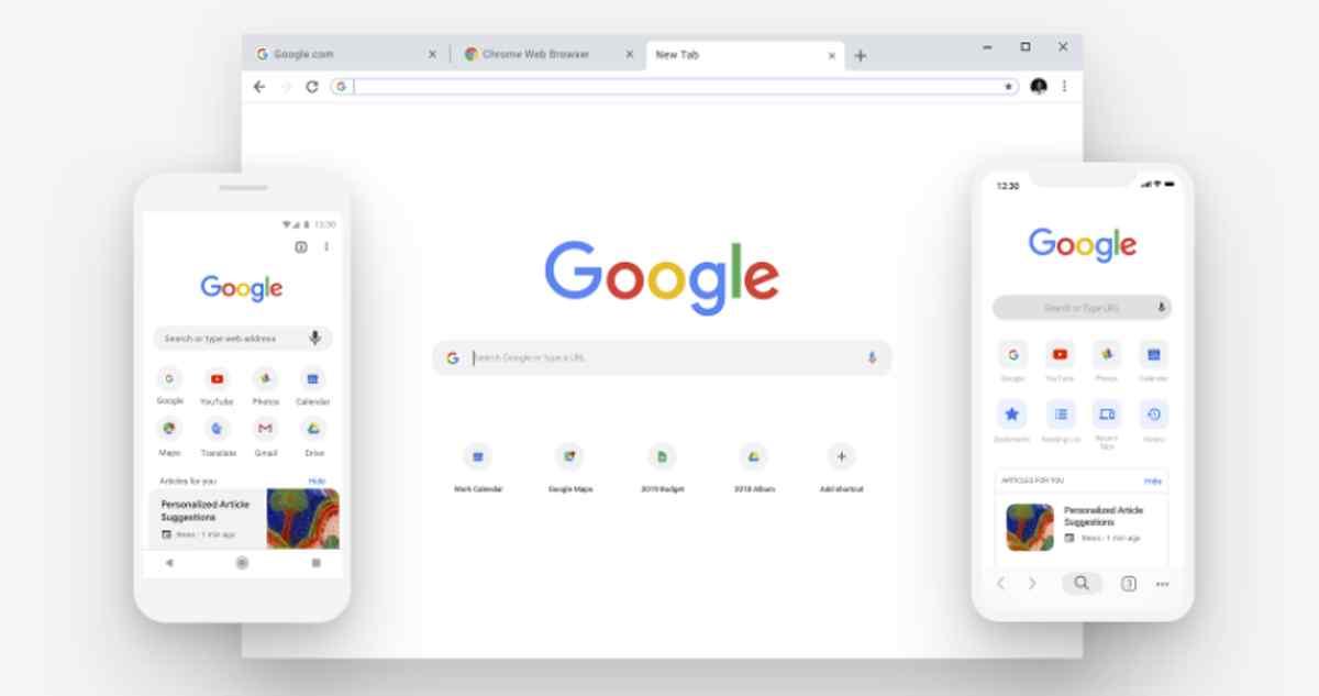 Chrome 77 nos permitirá enviar sitios web entre nuestros dispositivos