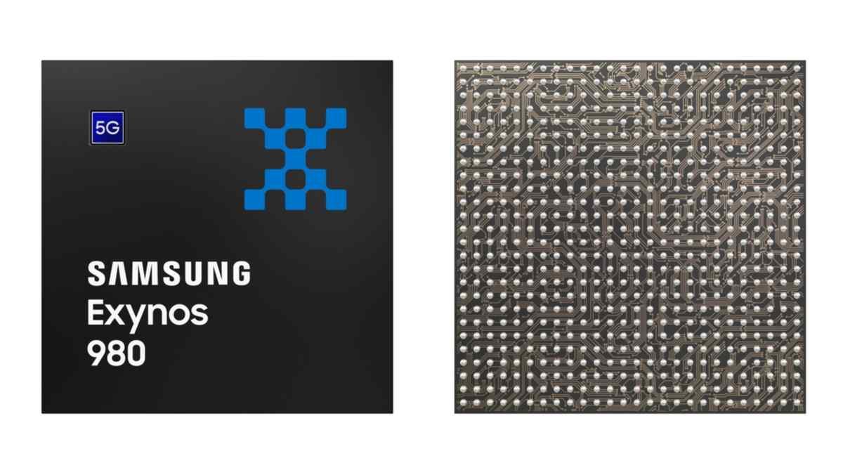 Samsung combina potencia y conectividad 5G integrada en su nuevo Exynos 980