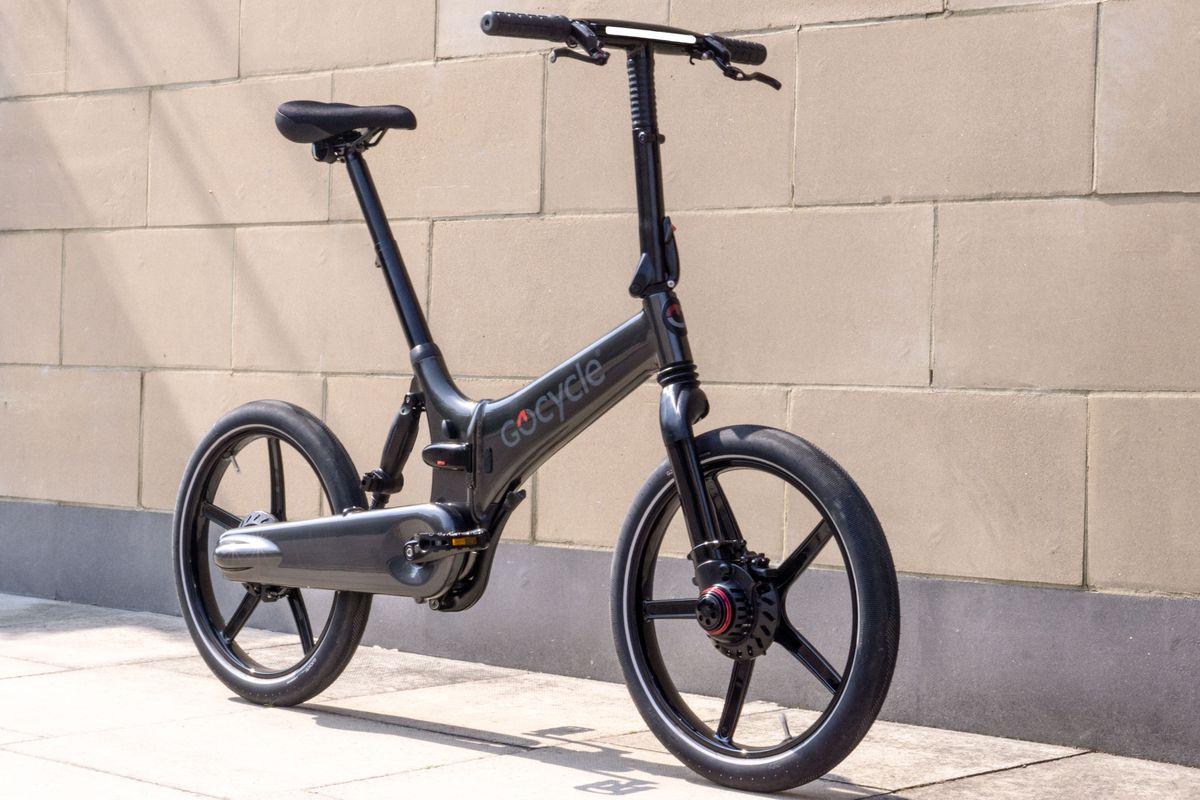 GXi: Lo último en bicicletas plegables de GoCycle