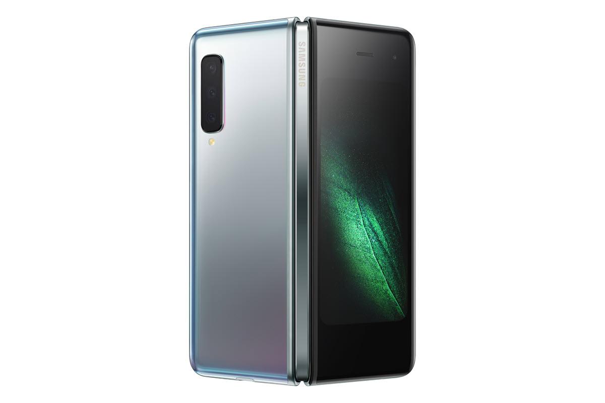 Samsung prepara un segundo móvil plegable