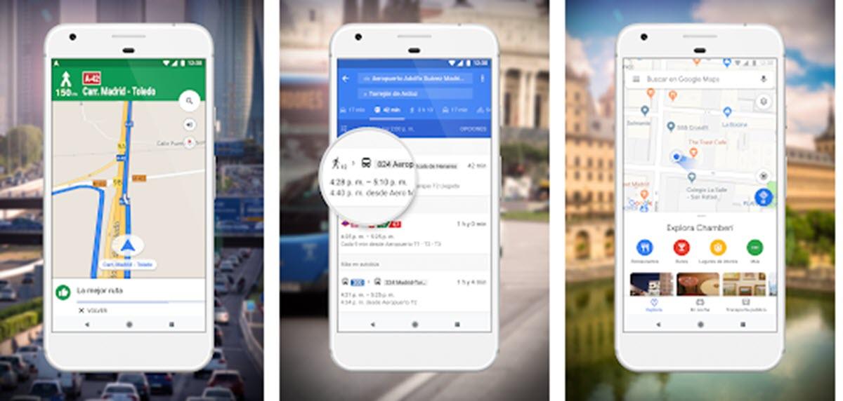 Google Maps añade nueva función para informar problemas en el tráfico