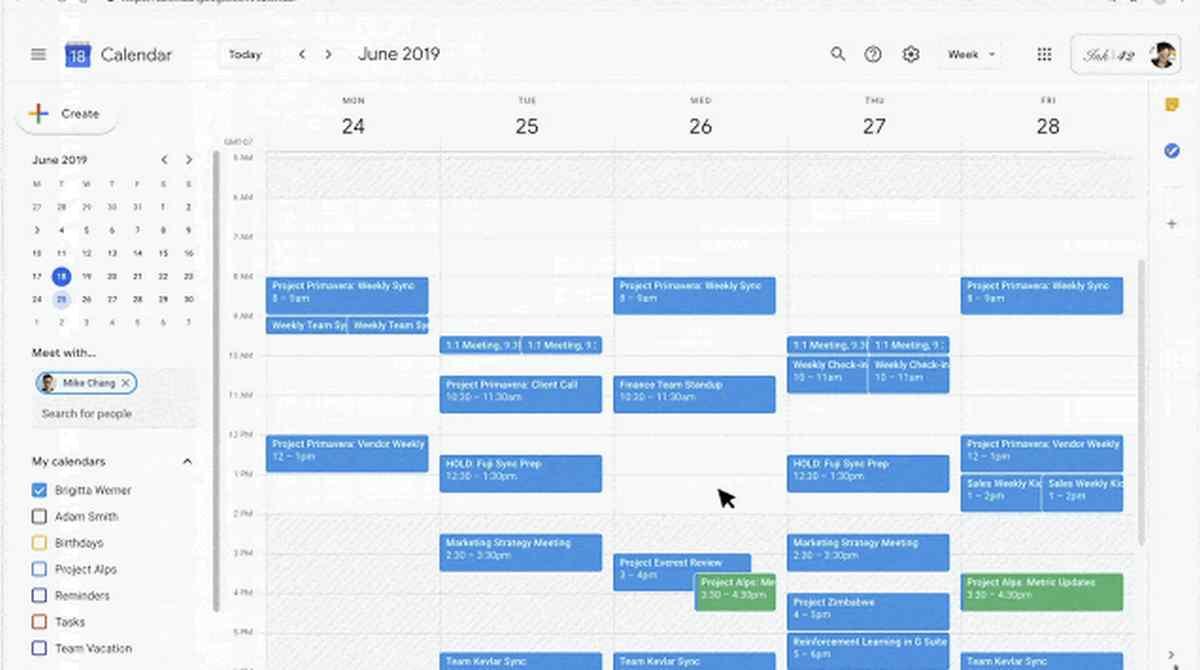 Google Calendar mejora las capacidades de la función Horas de Trabajo, ahora activa de forma predeterminada