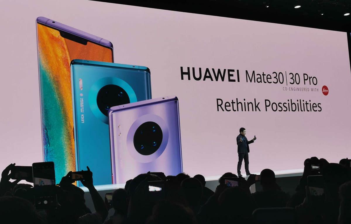 Cómo funcionará Android en el Huawei Mate 30