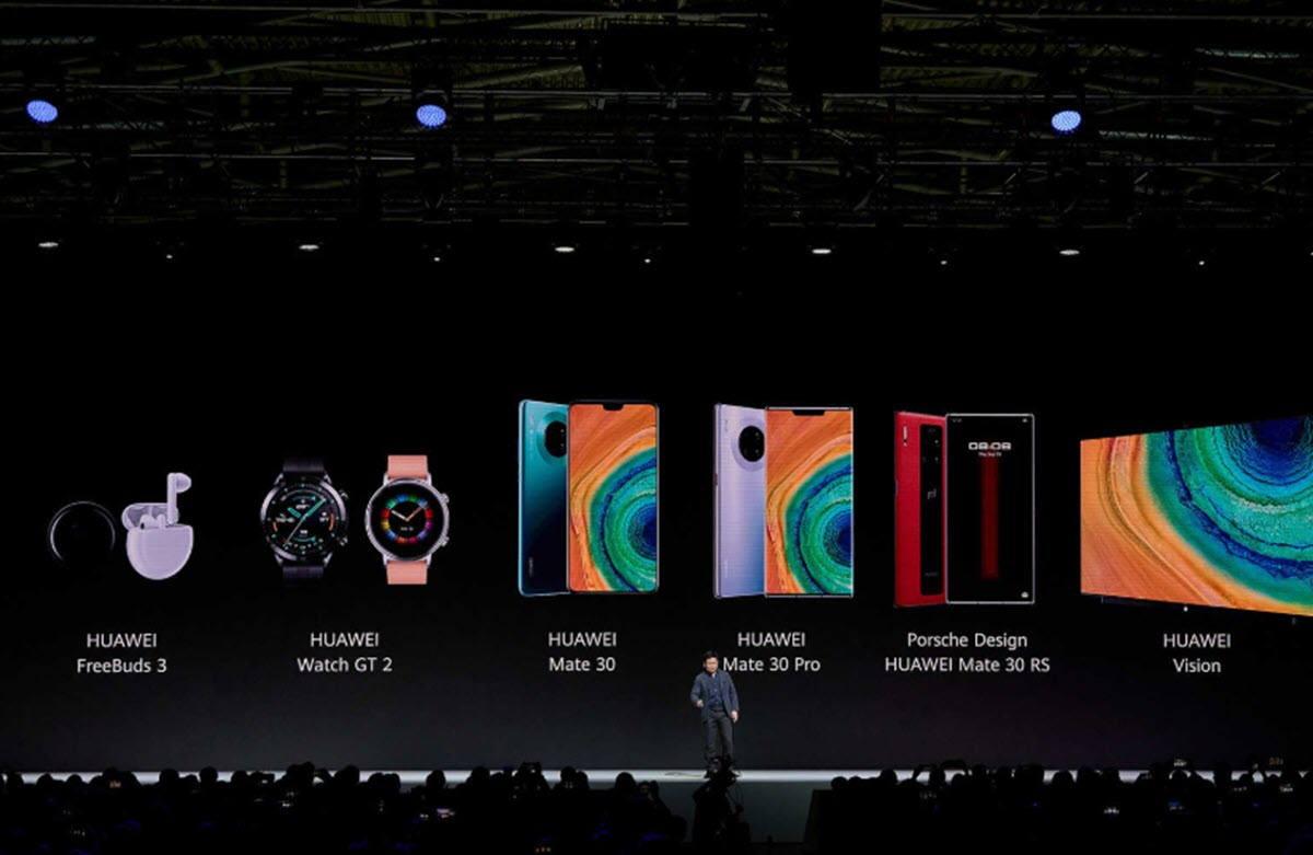 Todas las novedades presentadas por Huawei