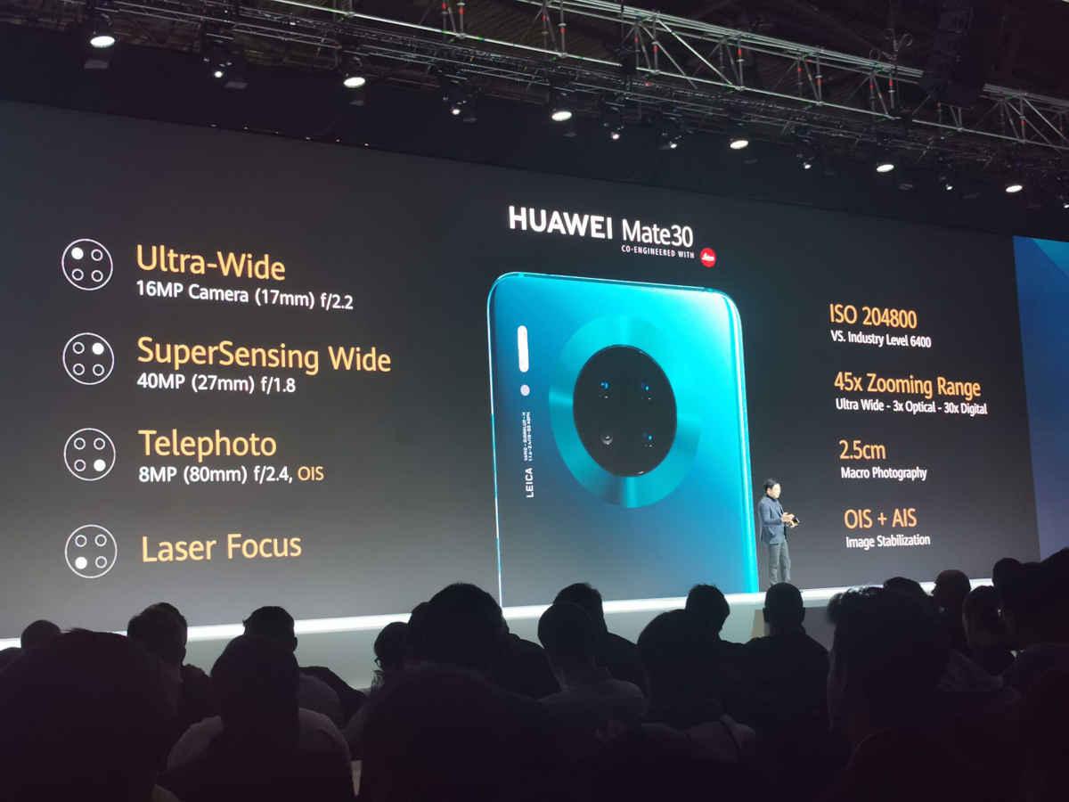 Huawei Mate 30, características y todos los detalles