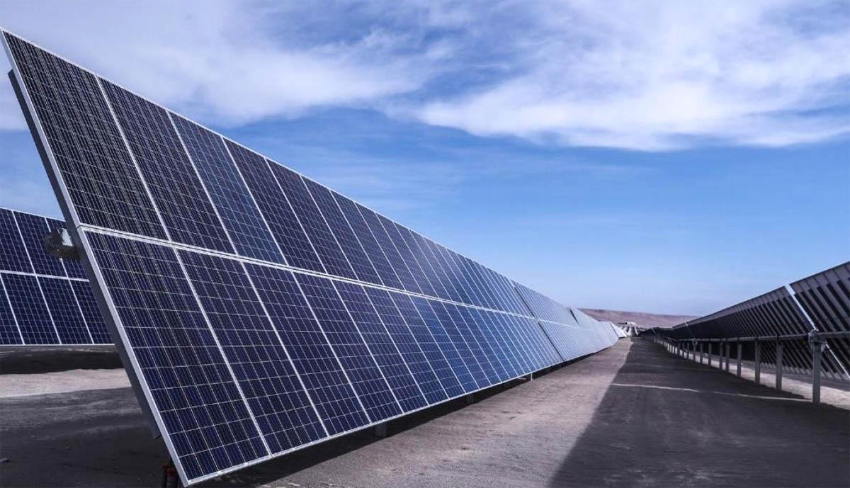 Las 3 mayores centrales de energía solar del mundo