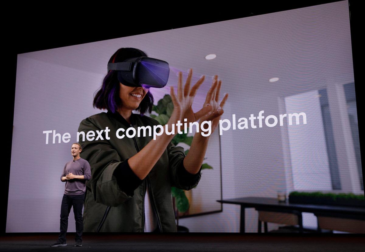 6 novedades presentadas por Facebook en Oculus Connect