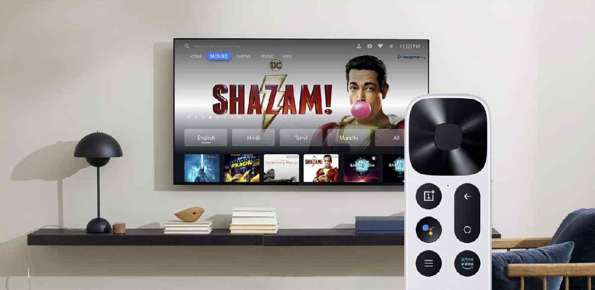 Así son los televisores de OnePlus, elegantes y con pantalla de 55″ QLED a 4K