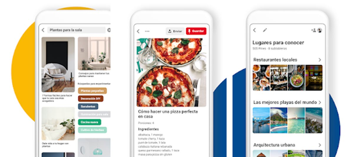Pinterest mejora la dinámica en los tableros grupales