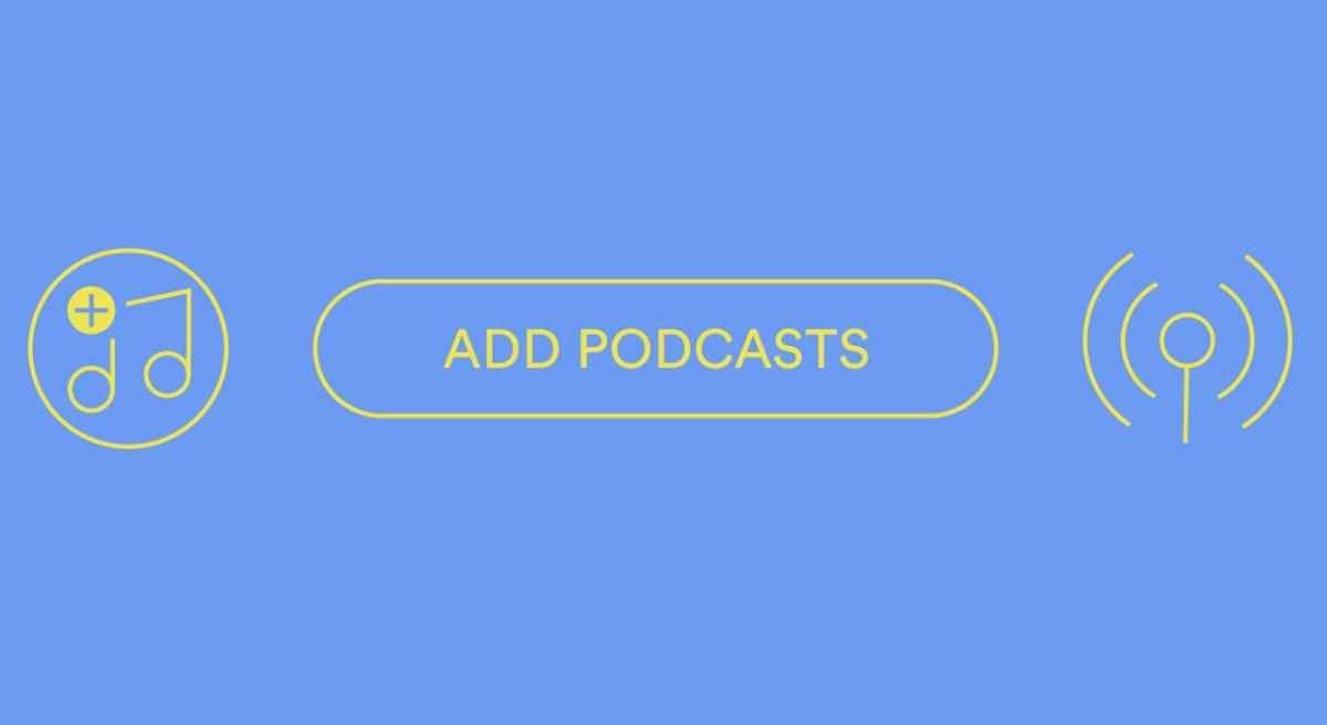 Spotify ya permite que los usuarios puedan añadir episodios de podcasts en sus listas de reproducción