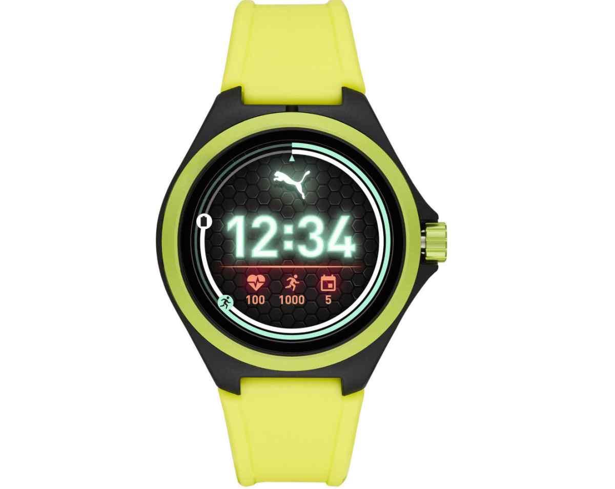 La marca Puma lanzará su propio reloj inteligente enfocado al deporte