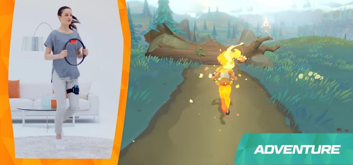 Nintendo y su nuevo juego de rol en el que harás ejercicio mientras te diviertes: Ring Fit Adventure