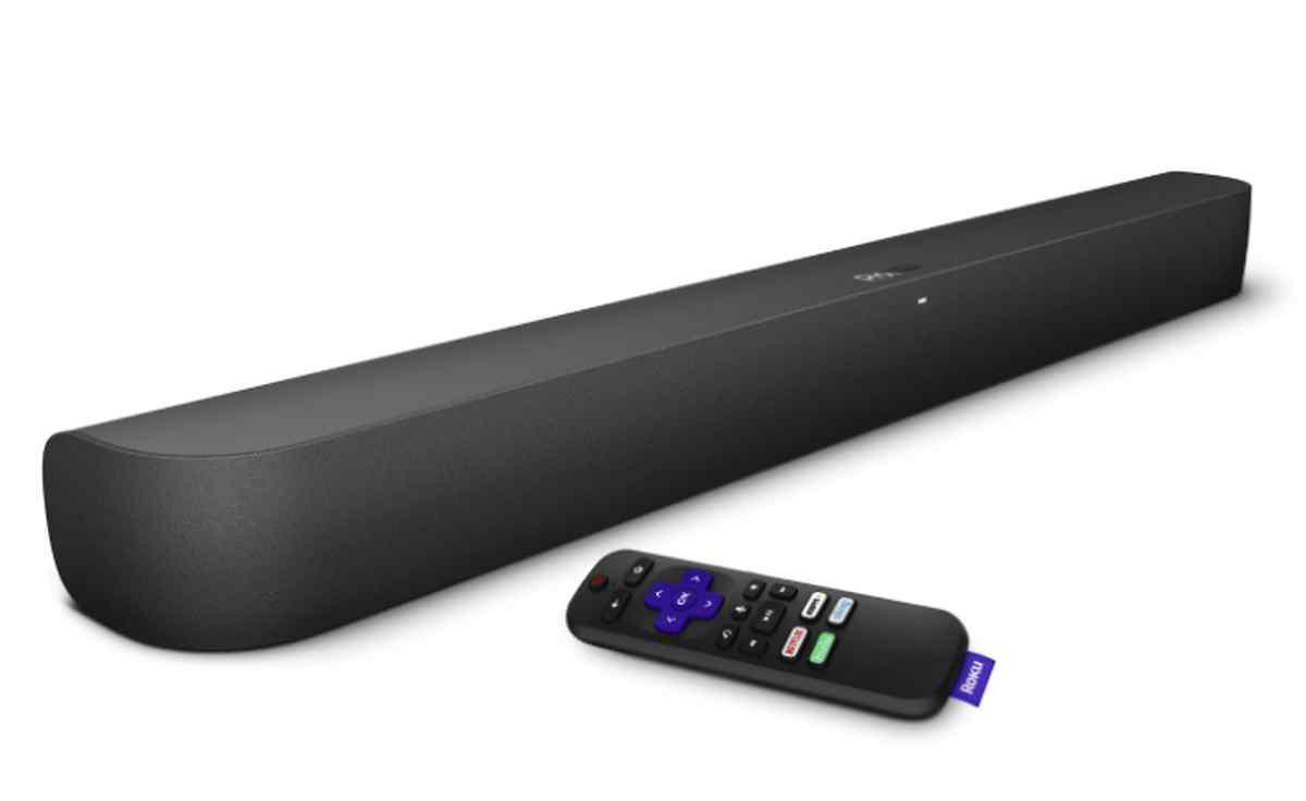 Roku presenta barra de sonido inteligente que además es un dispositivo de transmisión para televisores