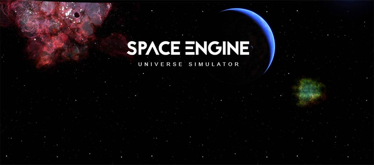 Space Engine, el simulador de universo y estrellas