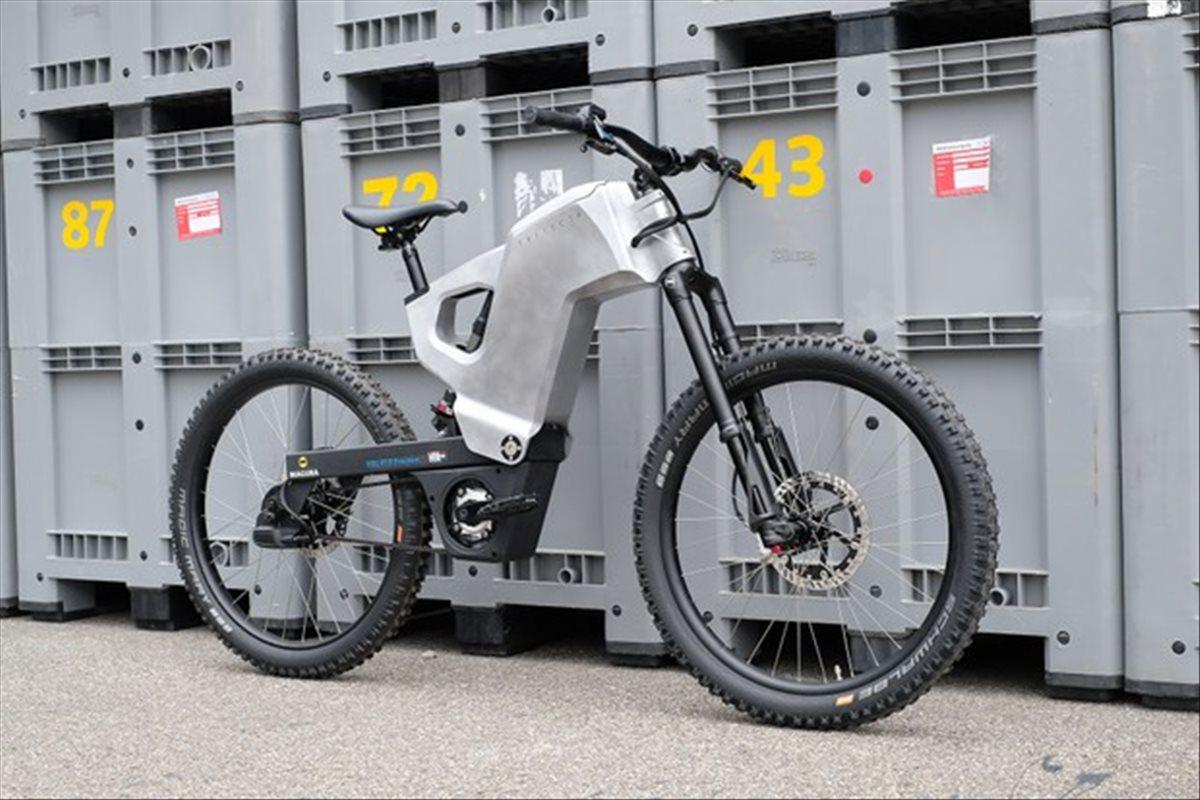 Trefecta Rdr Una Bicicleta El 233 Ctrica De Uso Policial