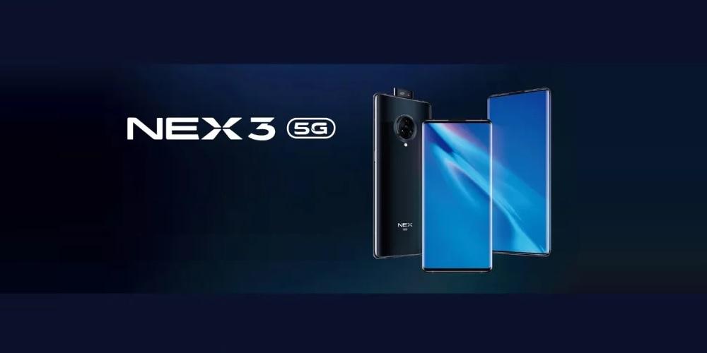 Vivo Nex 3 5G, la apuesta de la firma a la gama alta y con soporte 5G, al detalle