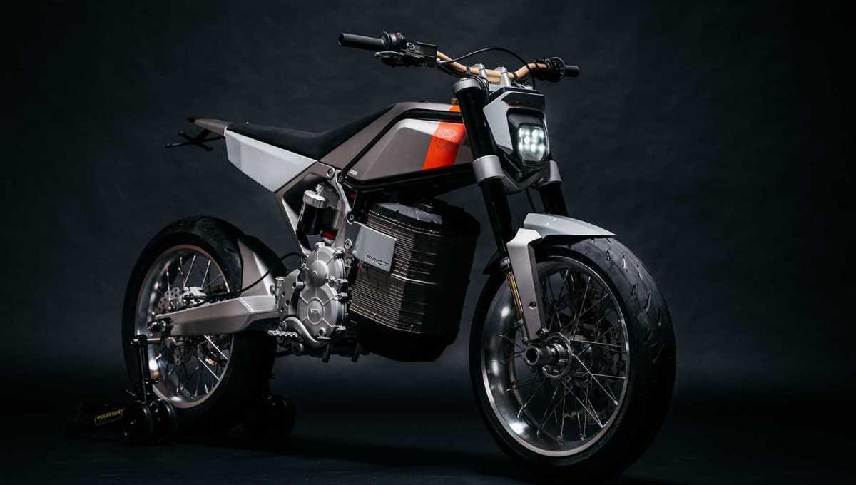 WSM PACT Alta Redshift: El futuro de las motocicletas eléctricas