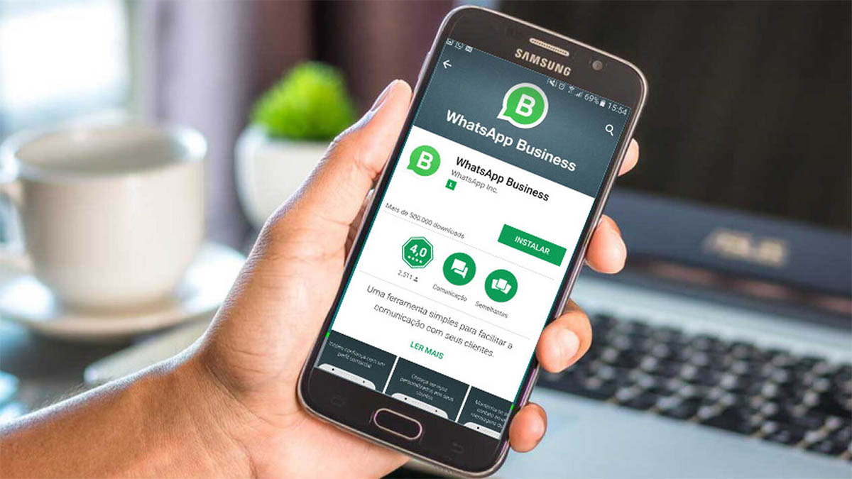 Cómo se usa WhatsApp Business junto a WhatsApp normal