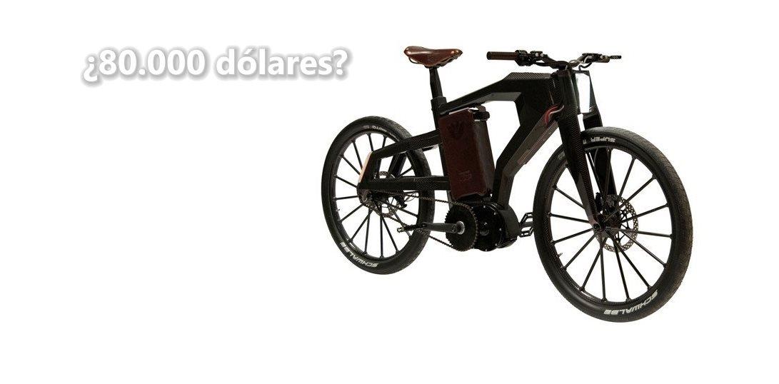 Las bicicletas eléctricas más caras del mercado
