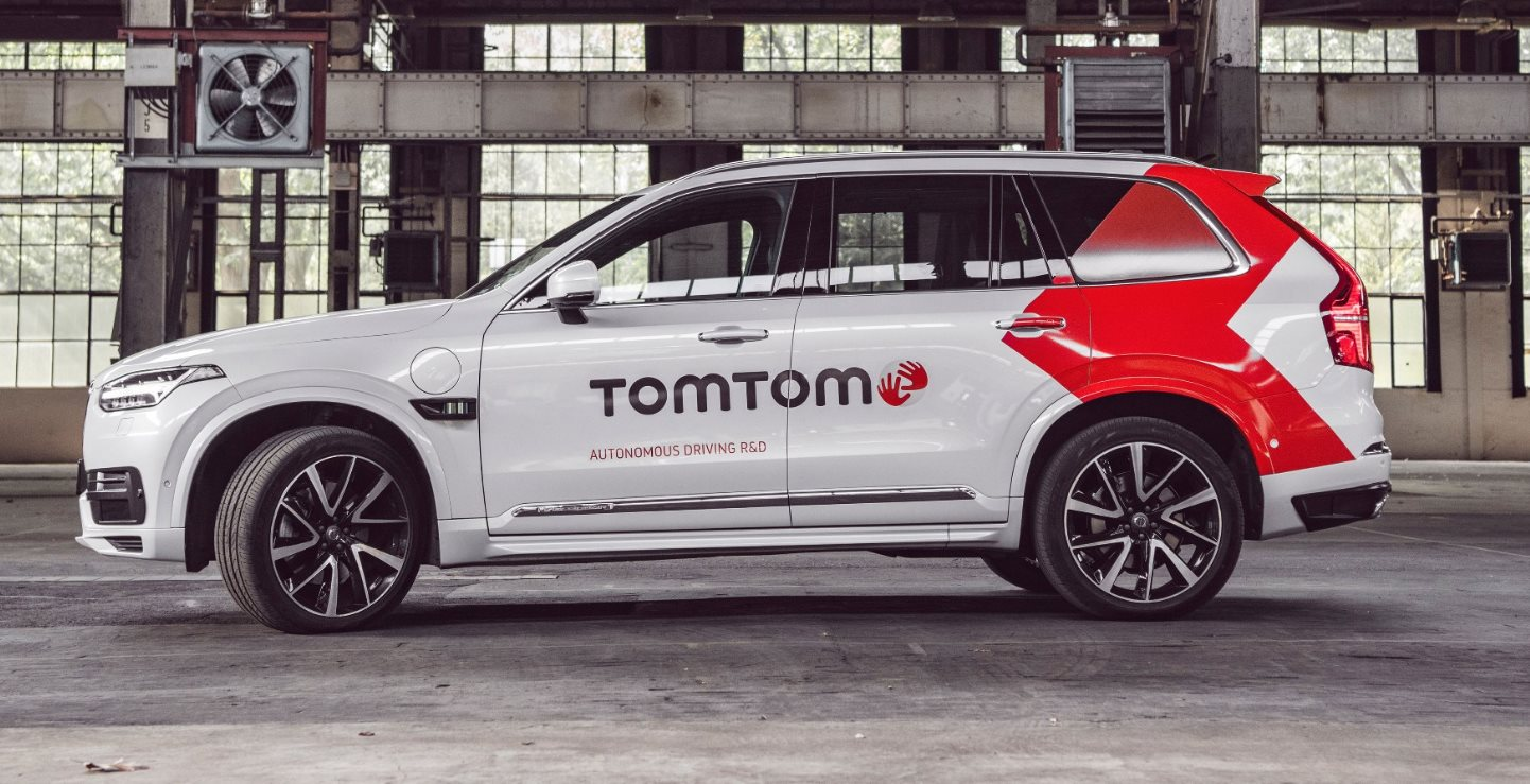 coche TomTom