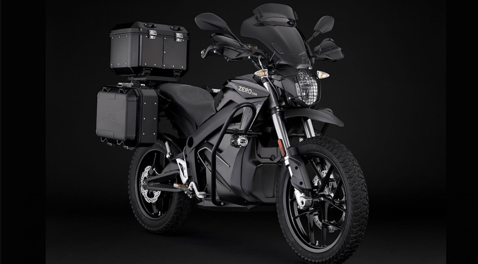 Zero y su moto eléctrica que competirá con la Harley Davidson