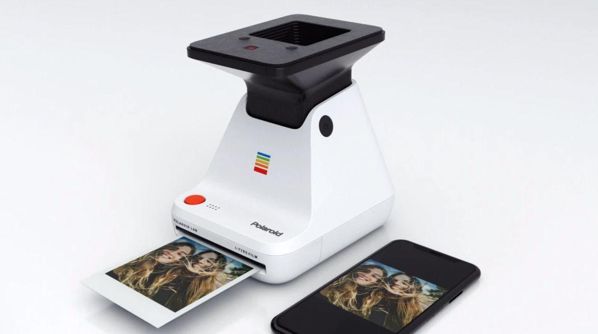 La nueva impresora Polaroid que imprime fotos del móvil viendo la pantalla