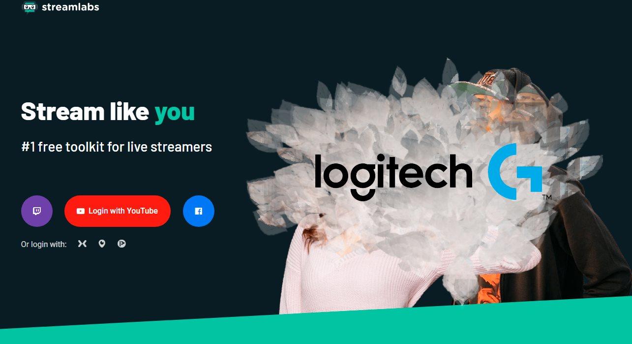 Logitech compra Streamlabs, empresa de streaming de videojuegos