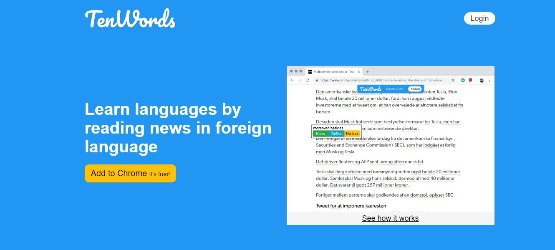 Cómo aprender inglés, alemán y francés mientras leemos por Internet
