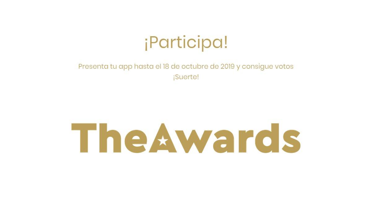 TheAwards, el evento que premia a los mejores juegos y apps móviles españolas de 2019, se acerca