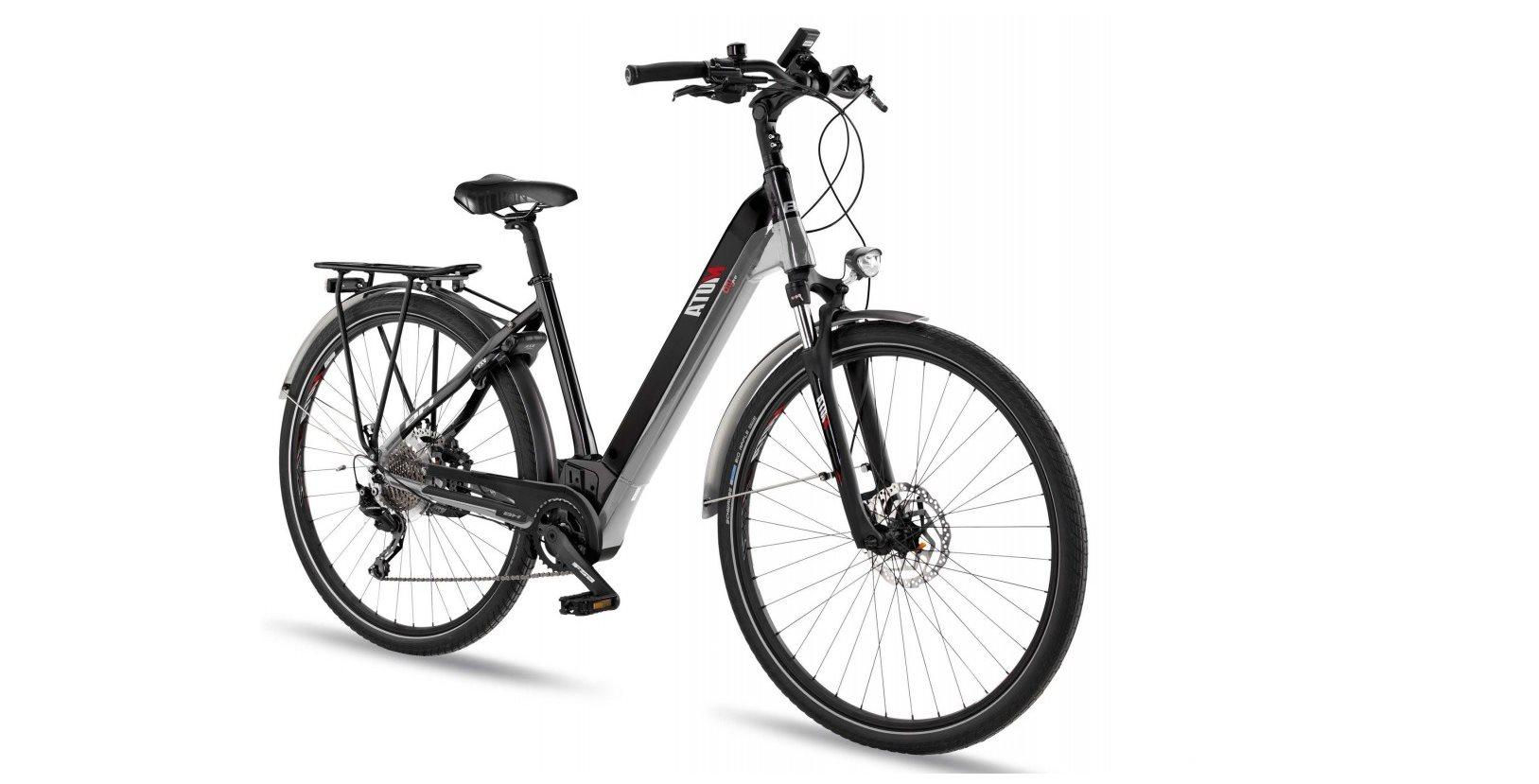 La española BH presenta bicicletas eléctricas con baterías de 720Wh