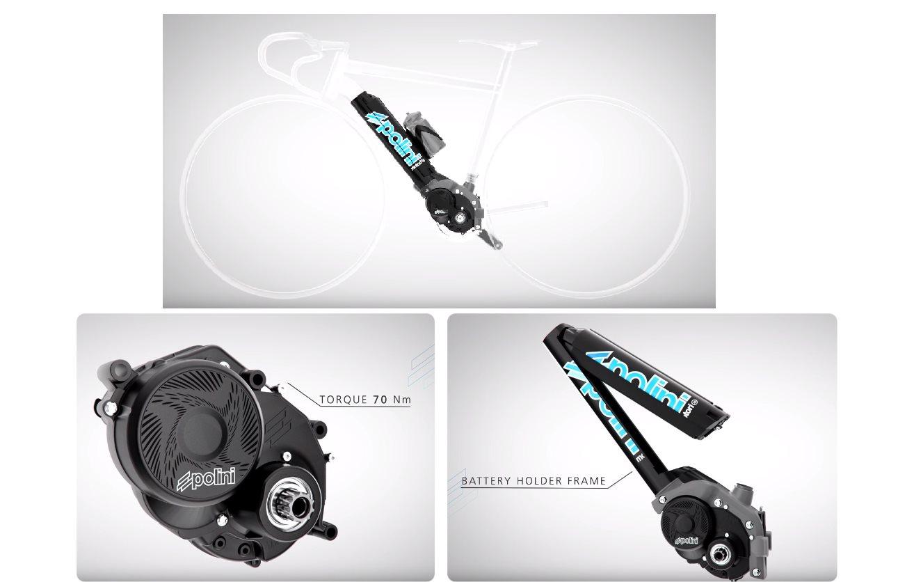 Así es el sistema que promete los 420 km de autonomía en una bicicleta eléctica