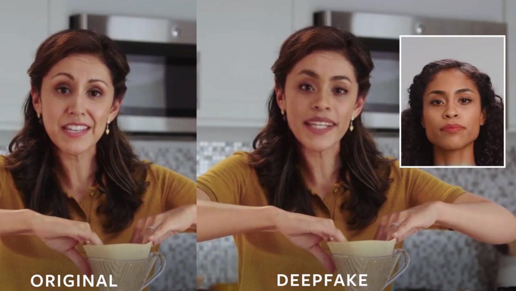 Facebook creará deepfakes para saber cómo identificarlos