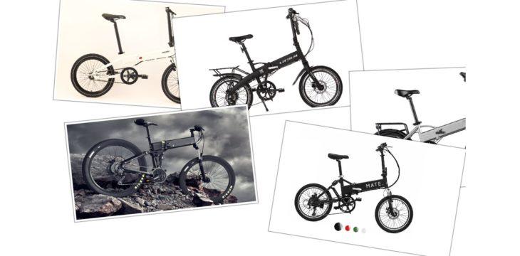 Las mejores bicicletas eléctricas, plegables y baratas, del momento