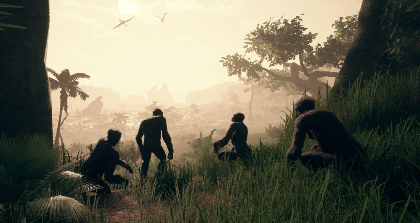 Ancestors, el juego que muestra la evolución del ser humano
