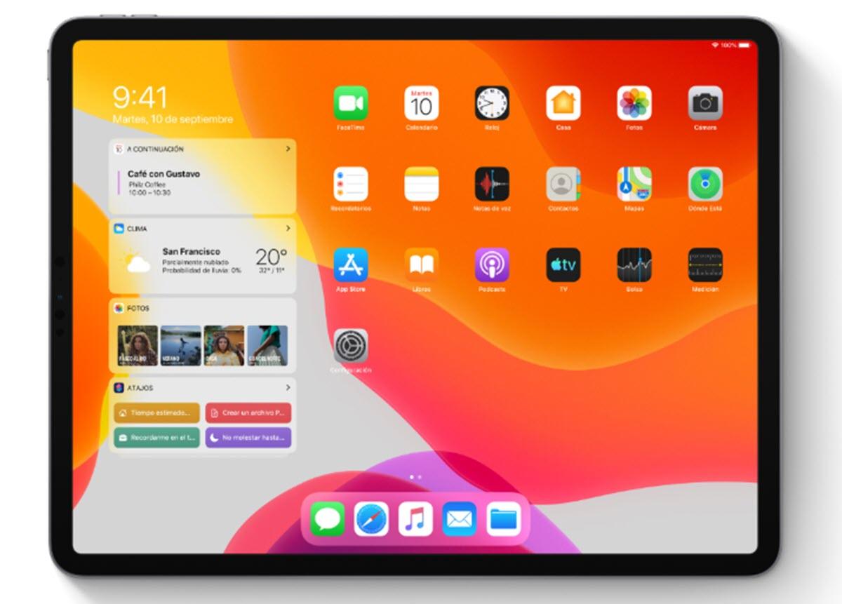 iPadOS ya disponible para estos dispositivos