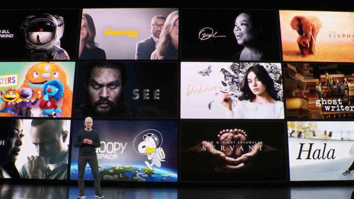 Precios y lanzamientos de Apple Arcade y Apple TV+, los nuevos servicios de Apple
