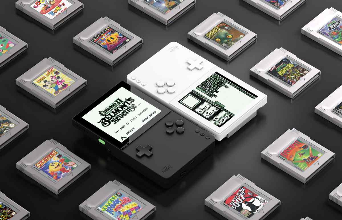 Llega un interesante clon de la Game Boy original para jugar a los clásicos juegos de bolsillo