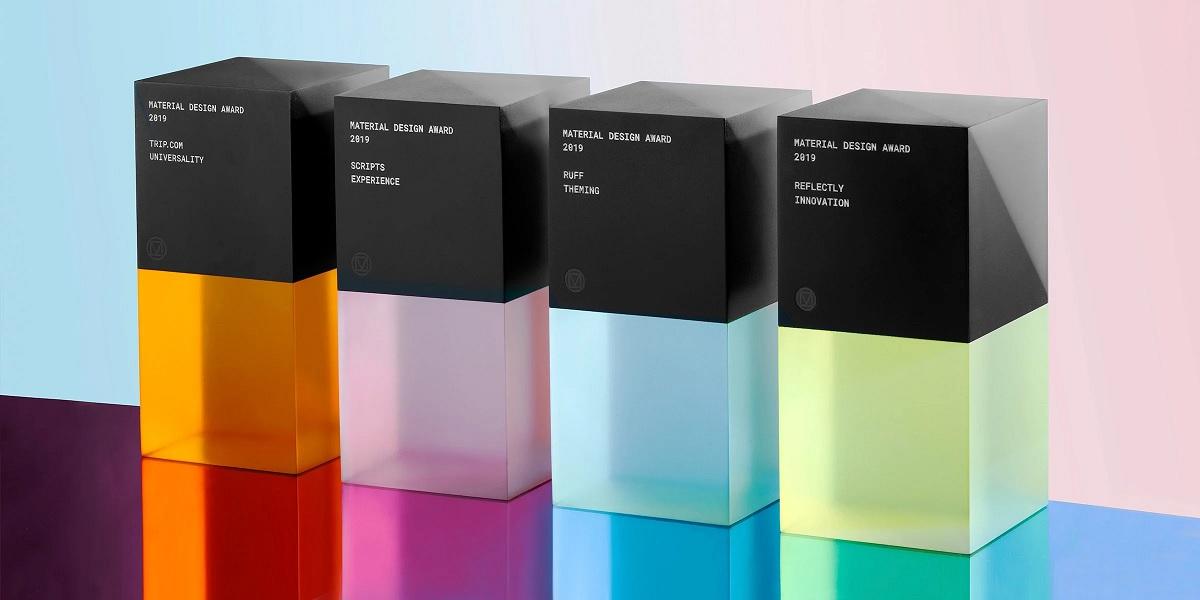 Google anuncia los ganadores del Material Design Awards 2019, premio para las apps con mejor interfaz de Play Store