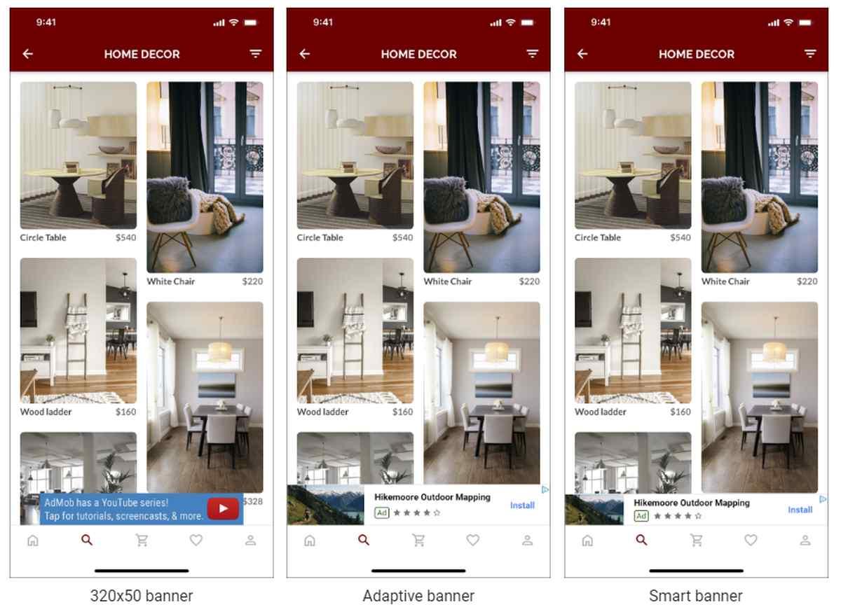 Google presenta formato de anuncio que se adapta perfectamente a cualquier tipo de pantalla móvil